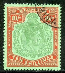 Bermuda # 126, Used. CV $ 32.50