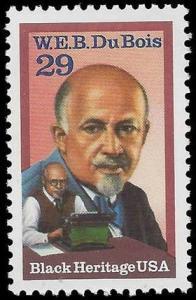 #2617 29c W.E.B. Du Bois 1992 Mint NH