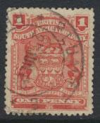 British South Africa Company / Rhodesia  SG 78   used see scan