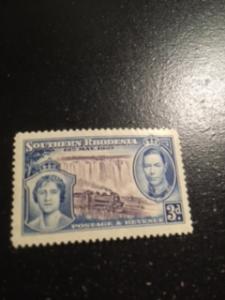 Southern Rhodesia sc 40 MLH