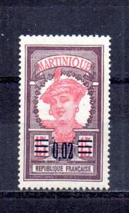 Martinique 109 MLH