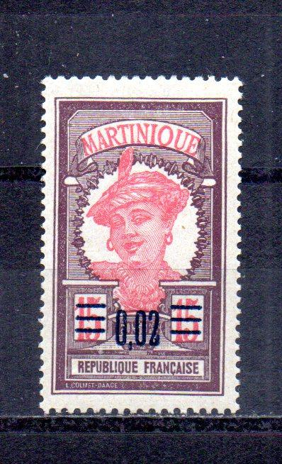 Martinique 109 MLH