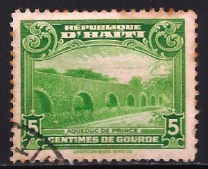 Haiti 1933 Scott# 327 Used