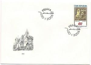 2005  - CZECH REPUBLIC - FDC