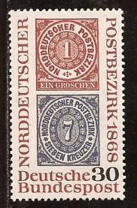Germany  #  990  Mint  N H