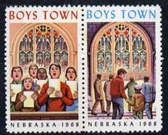 Cinderella - United States 1968 Boys Town, Nebraska fine ...