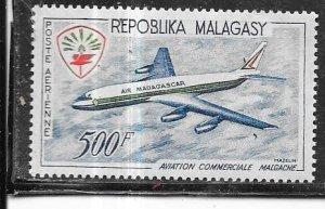Malagasy Republic #C71  (MLH) CV $8.00