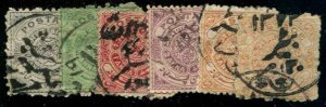 India - Hyderabad SC# 20-4,  24a  Used