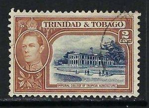 TRINIDAD &TOBAGO 51 VFU Q95