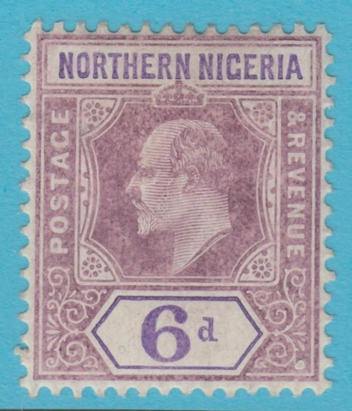 NORTHERN NIGERIA 24  MINT HINGED OG * NO FAULTS EXTRA FINE !