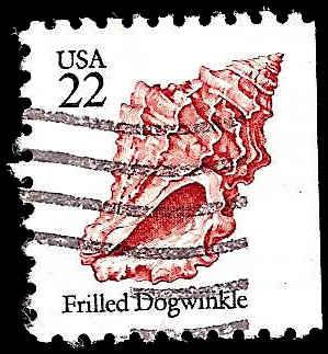 # 2117 USED FRILLED DOGWINKLE