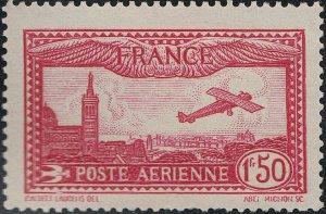 FRANCE C5 VF MLH (82119)