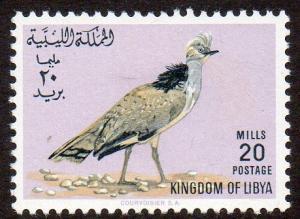 Libya  Scott  272  Mint