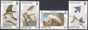 Bermuda #465-8 MNH   CV $14.00 (Z4723)