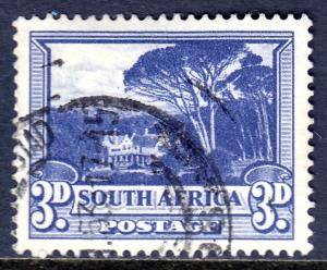 South Africa - Scott #57a - Used - SCV $0.25