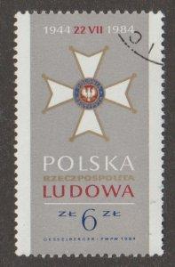 Poland 2631 Medal