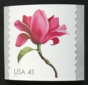 US MNH #4168 Coil Single Magnolia Beautiful Blooms SCV $2.00