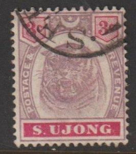 Malaya Sungei Ujong SC 36  Used