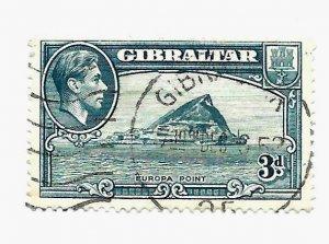 Gibraltar 1942 - U - Scott #111 *