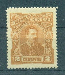 Honduras sc# 52 mh cat value $.30