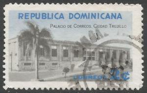 DOMINICAN REPUBLIC 530 VFU A1464-3