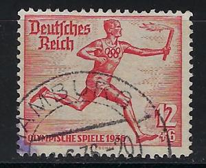 Germany Reich Scott # B86, used