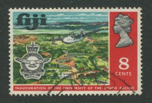 STAMP STATION PERTH Fiji #284 General Issue 1969 - FU CV$0.35