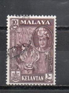 Malaya - Kelantan 89 used (B)