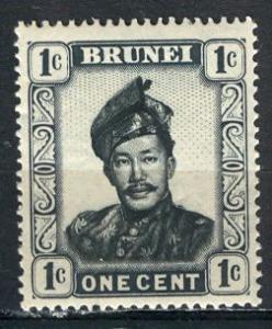 Brunei ; 1952: Sc. # 83: *+/MLH Single Stamp