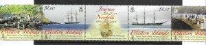 Pitcairn Islands #643 MNH - Stamp Set