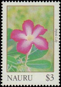 1991 Nauru #380-392, Complete Set(12), Never Hinged
