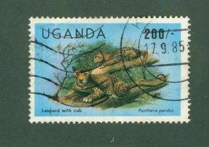 UGANDA 403 USED BIN$ 1.00