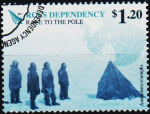 Ross Dependency. 2011 $1.20 Fine Used