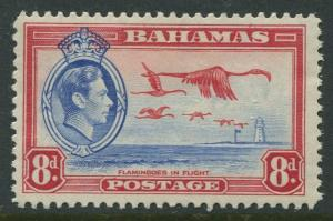 STAMP STATION PERTH Bahamas #108 KVI Definitive 1938 MLH CV$7.25