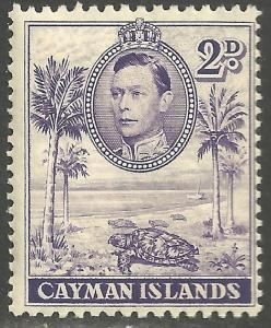 CAYMAN ISLANDS SCOTT 104