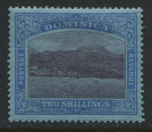 Dominica 1921 2/ mint o.g.