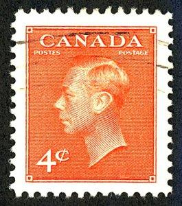 Canada #306 Used