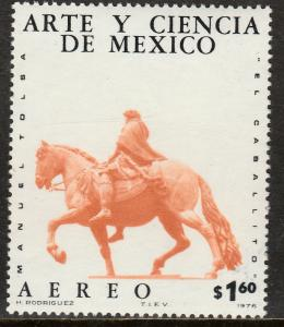 MEXICO C528, Art and Science (Series 6) MINT, NH. F-VF.