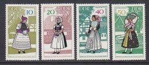 DDR #992-995 MNH CV$2.75