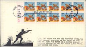 United States, South Dakota, First Day Cover, Birds