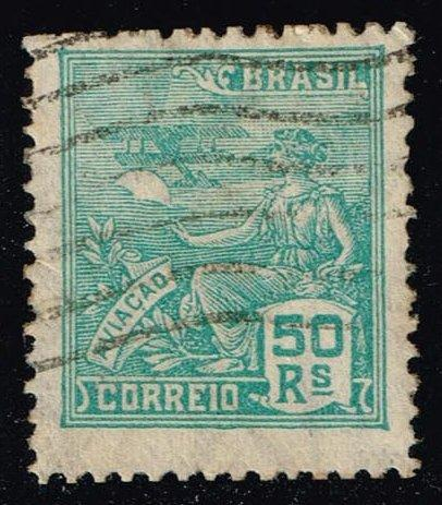 Brazil #330 Aviation; Used (0.25)