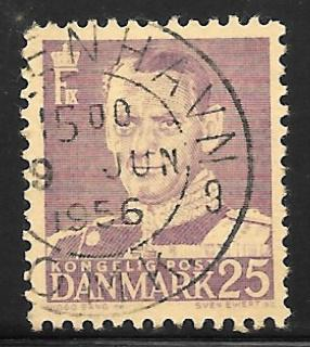 Denmark Used  Unidentified