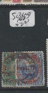 PERU  (P0706B) SC 38, 40   VFU