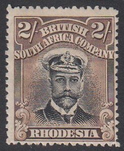 Rhodesia 132 MH CV $22.50