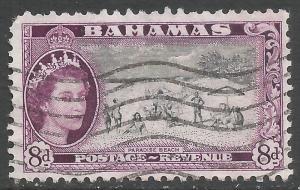 BAHAMAS 166 VFU L656
