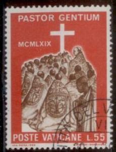 Vatican City 1969 SC# 474 MNH (L437)