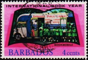 Barbados. 1972 4c S.G.448 Fine Used