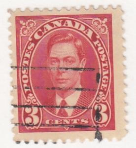Canada, Scott # 233, Used, 1937