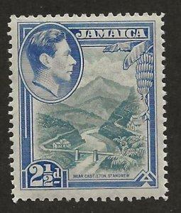 JAMAICA SC# 120  FVF/MNH