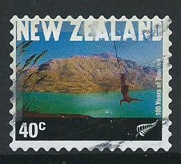 New Zealand SG 2431 FU Self adhesive
